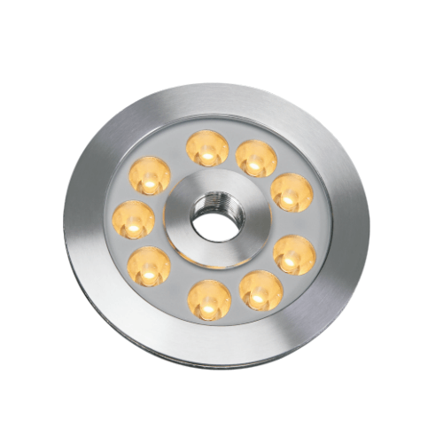 led pool fountain light picture