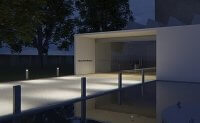 led outdoor lighting design